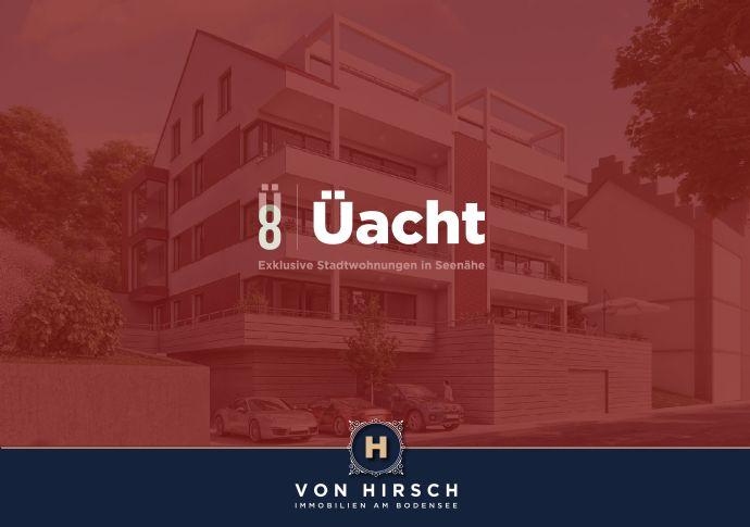 ÜACHT- (VERKAUFT) Exklusive Stadtwohnung in Seenähe von Überlingen - 3 Zimmer DG Nr.08