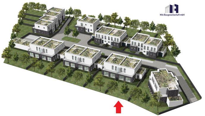 Doppelhaushälfte mit 150,66 m² Wfl. Baujahr 2020
