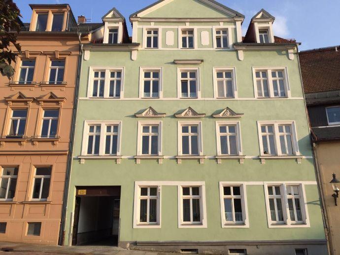 Wunderschöne 3 Raum Wohnung mit Balkon und Garten ruhige Lage