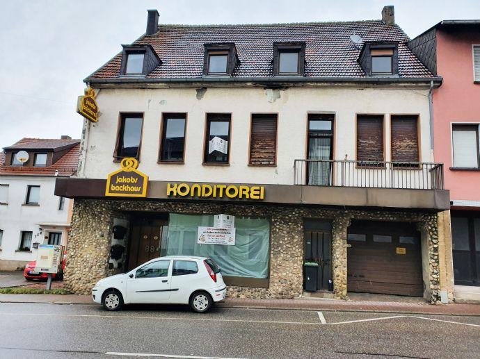 Wohn- und Geschäftshaus in Rohrbach