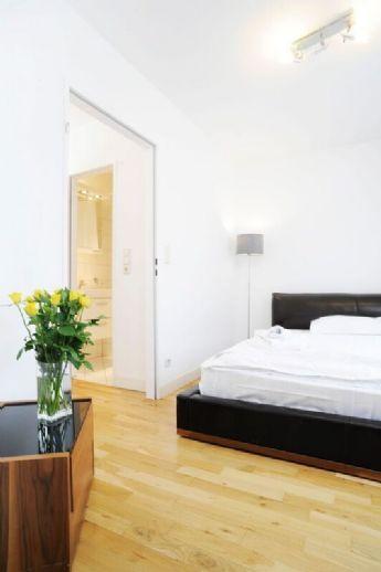 Wohnen auf Zeit - 2-Zimmer - voll möbilierte home for times-Appartements Nähe Messe