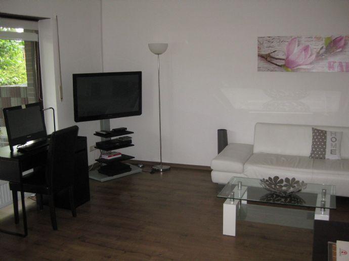 Voll möblierte 2-Zimmer-Wohnung zur Miete in Braunschweig, verkehrsgünstig gelegen, gern an Pendle