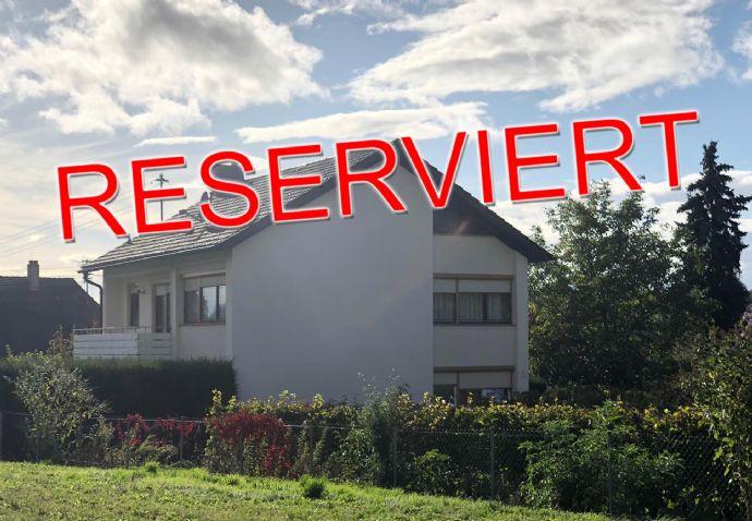Ein- / Zweifamilienhaus in Bischoffingen