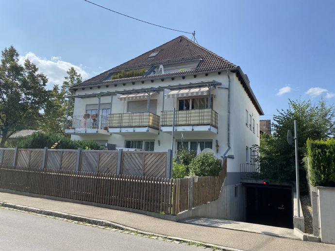 Möblierte 2-Zimmerwohnung mit Garten in Augsburg Hochzoll