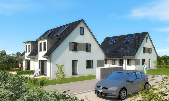 Ein Haus für 2 Generationen Neubau Einfamilienhaus mit 2 Wohneinheiten in Eutin