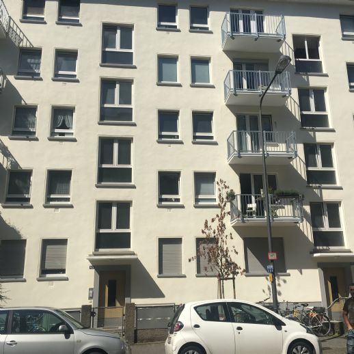 Helle Wohnung in fussläufiger Lage zur Alten Oper