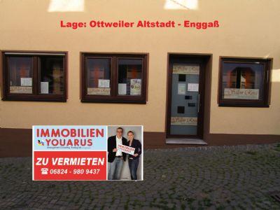 Ottweiler Ladenlokale, Ladenflächen