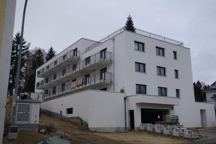Erstbezug Neubau Wohnung mit Balkon
