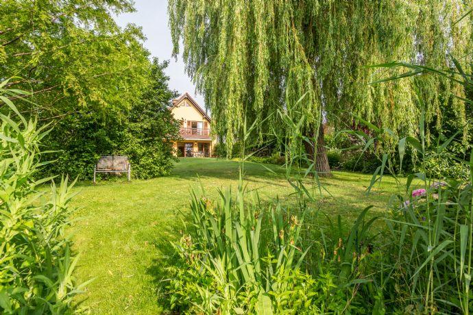Landhausvilla am Havelufer