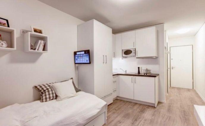 1-Zimmer-Wohnung sucht Sie als Mieter