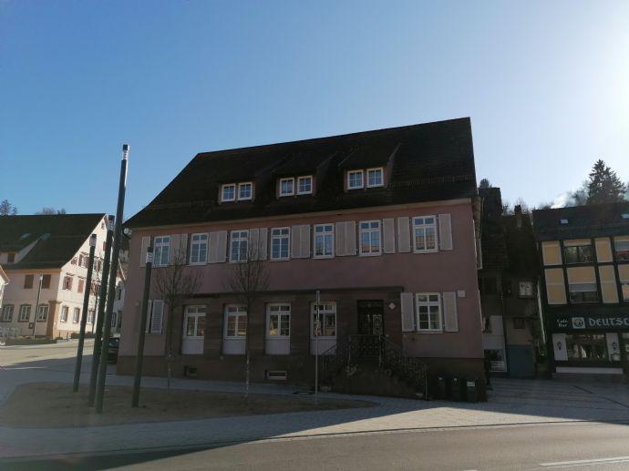 Gewerbe- und Wohnobjekt mit Charme