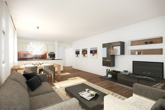 Riedlingen - IM GRÜNEN WOHNEN, Wohnung A02