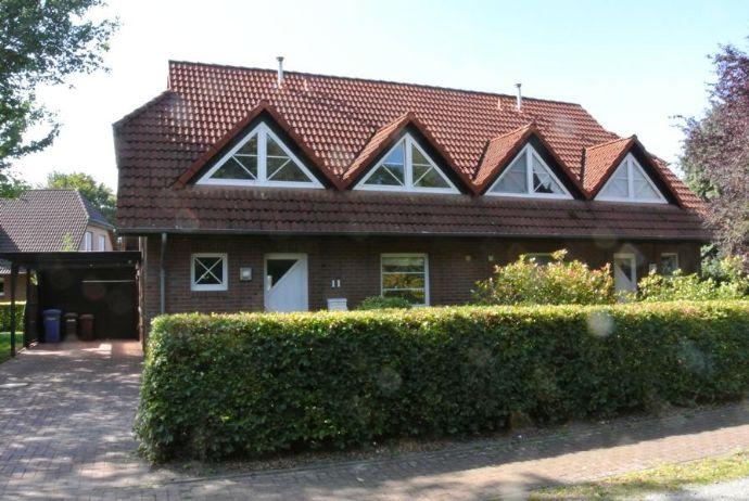 Sorry - bereits verkauft - zwei ansprechende Doppelhaushälften - Anlageobjekt oder Eigennutzung In Jaderberg/Randlage eines existenten Neubaugebietes