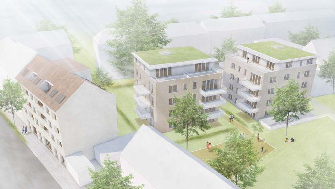 +++ 3-Zimmer-Neubauwohnung +++ KN-Petershausen +++ Bezug 09/21 +++