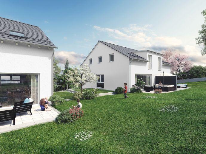 Großzügige Doppelhaushälfte mit gehobener Ausstattung in Top-Wohnlage!