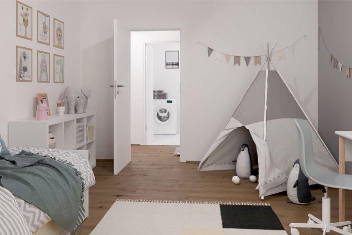 Entspanntes Wohnen in Ihrer neuen Dachgeschoss-Eigentumswohnung