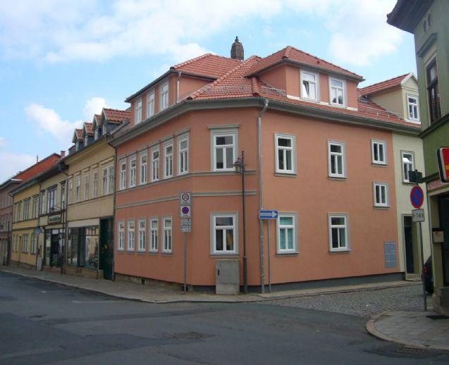 2-Raum-Wohnung  im Stadtzentrum von Waltershausen