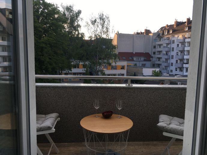 Tolle 3-Zimmer-Wohnung - modern, ruhig, zentral, Balkon und Tageslichtbad