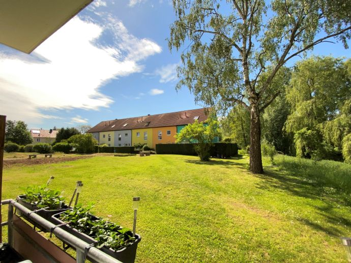3-Zimmer-Wohnung mit Balkon in Schweinfurt zu