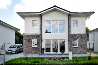 Optimal gro es grundst ck f r einen individuellen bungalow for Doppelhaus oder zweifamilienhaus