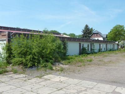 Halle 6 Lkw Einfahrt  Prod. Fläche