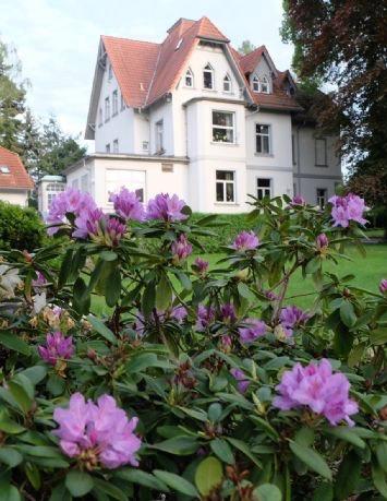Historische Villa - eine Idylle in Altenburg