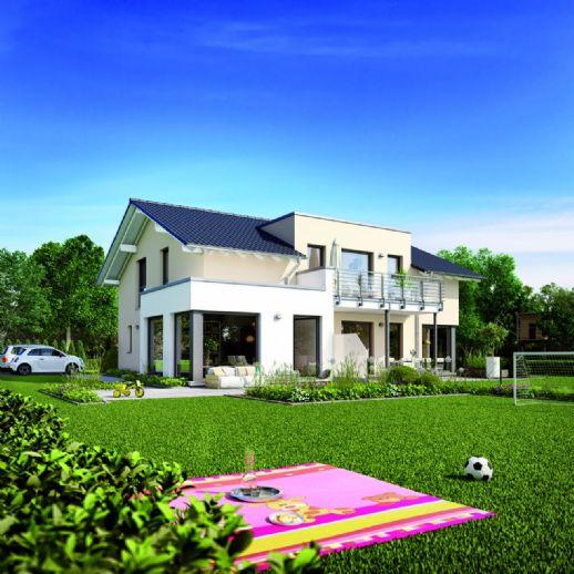 Tolles Ein-Familienhaus mit ELW inklusiv privatem Grundstück in ruhiger Ortsrandlage bereits inklusive!