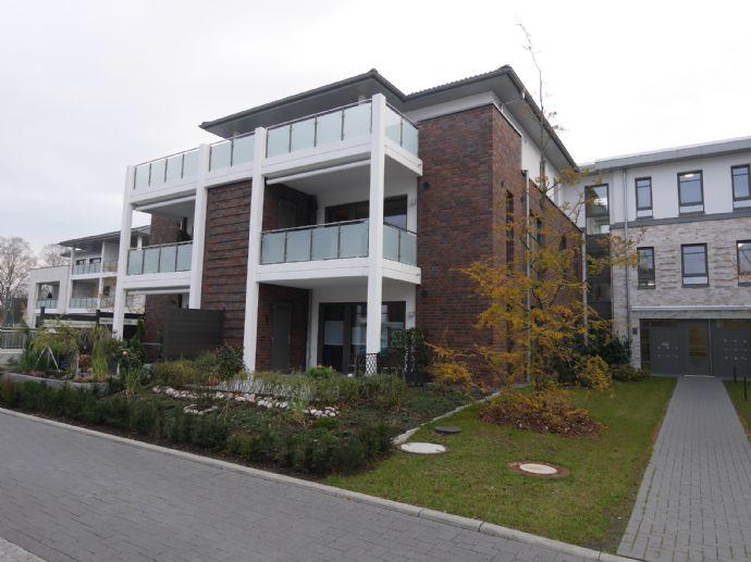 Exklusives 3 Zimmer-Penthouse im Neubau am Bleekerpark