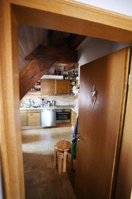 Küche Maisonette-Wohnung