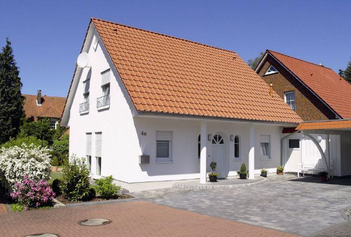 modernes Haus mit chic