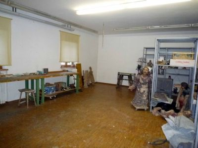Räume im Anbau (EG)