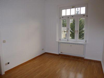 Das kleine Schlafzimmer neben dem Arbeitszimmer