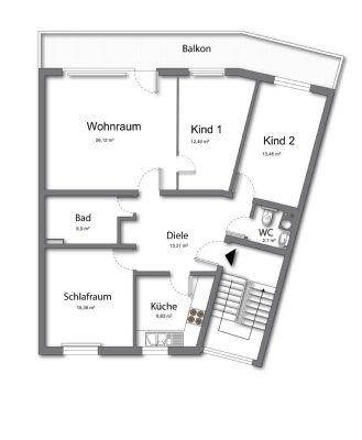 Buchholz in der Nordheide Wohnungen, Buchholz in der Nordheide Wohnung mieten