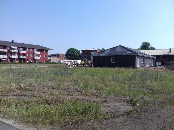 Für die junge Familie - Baugrundstück (17) Nahe der Müritz-Elde-Wasserstraße in Grabow (Meckl.)