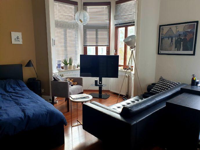 1-Zimmer-Wohnung mit 39 m² Wohnfläche