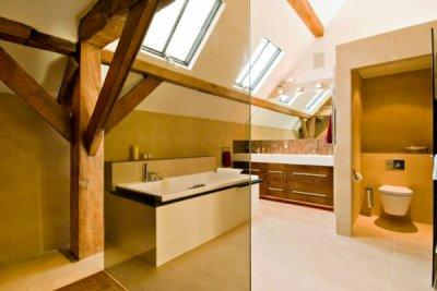 Projektierte exkl. Stadthäuser in Seckenheim in einer Tabakscheune für kreative Bauherren mit Aufzug