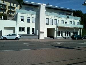 grosse Barrierefreie Wohnung in Prüm, Geschäfte fußläufig erreichbar, Nähe Innenstadt, Erdgeschoss, Erstbezug