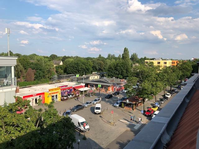 Tegel / Nähe Buddeplatz - DG-Wohnung mit Dachterrasse (für Anleger oder Selbstnutzer)