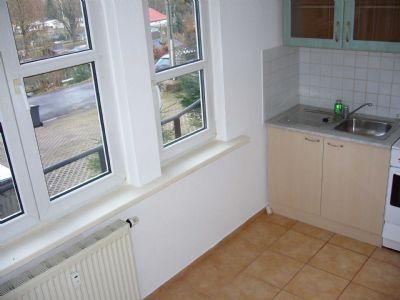 Loggia/Küche (ohne Kücheneinrichtung)