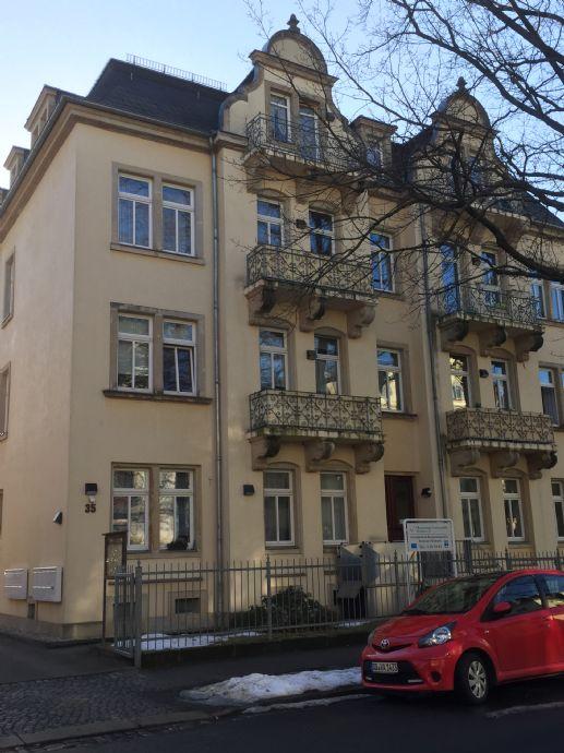 1 Zimmer Wohnung in Dresden (Striesen-Ost)