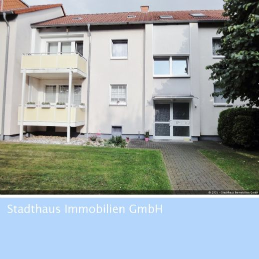Dortmund-Brackel: Vermietete 3 Zimmerwohnung für Kapitalanleger!