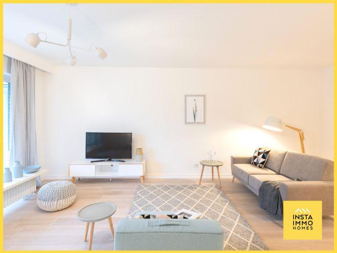 Luxus 3-Zimmerwohnung mit Blick ins Grüne in Othmarschen (WLAN inklusive)