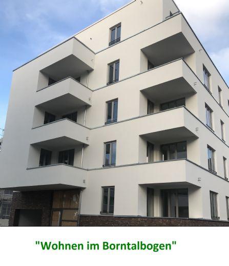 Gemütliche 4-Zimmer Wohnung im schönen Borntal