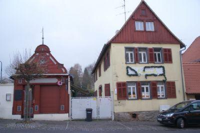 Bistro und Haus