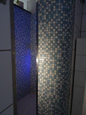 Einmal eine andere Dusche