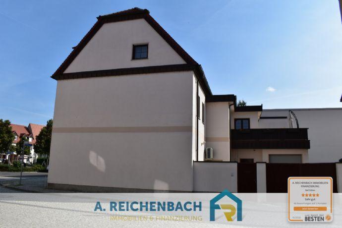 Stilvolle 4-Raum Wohnung mit Einfamilienhauscharakter