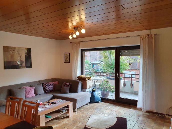 2-Zimmer-Wohnung mit Balkon, Viersen-Dülken, Heinz-Luhnen-Str. 22