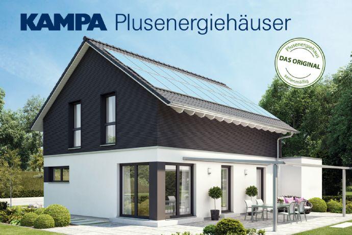 Energiepreissteigerung? Für KAMPA Bauherren unwichtig!