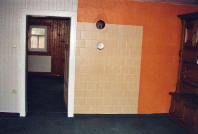 EG - Wohnzimmer - Blick ins Esszimmer
