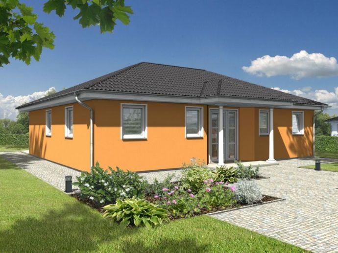 wohnen im gr nen bungalow gro obringen 2nh3m3k. Black Bedroom Furniture Sets. Home Design Ideas